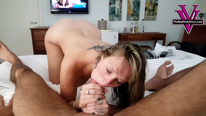 [Full HD] naughty vicky vixxx five star vacation bj - Naughty Vicky Vixxx - Amateur | Deepthroat, Blowjob, Blow Jobs - 1,5 GB