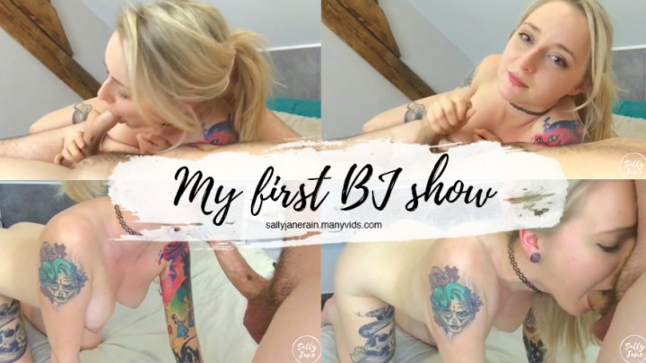 1 $ Tariff [HD] sallyjanerain my first blowjob show - sallyjanerain - Amateur | Pov, Blow Jobs, Blowjob - 407,9 MB