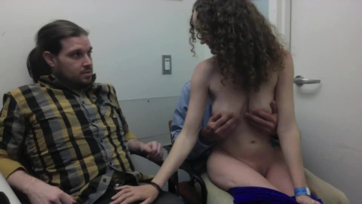 [SD] blueeyedgypsy 3 sum in public library during finals - BlueEyedGypsy - Amateur | Public Nudity, Public Flashing - 925,1 MB