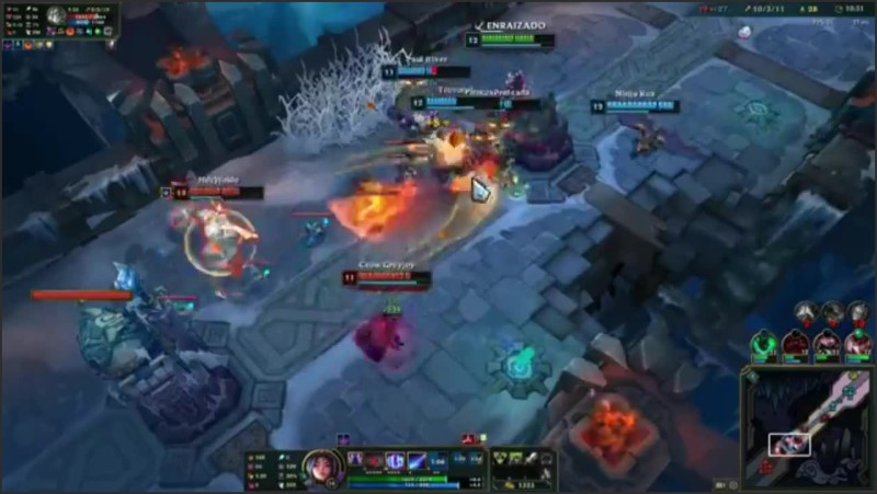 [HD] goddess irelia violently fucking the enemy league of legends   - CatyBlackRose - -00:21:22 | Rough, Remote Control - 231,5 MB