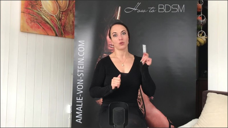 [Full HD] anal fun for beginners part   - Amalie von Stein - -00:16:34 | Solo Female, Howto Anal - 285,6 MB