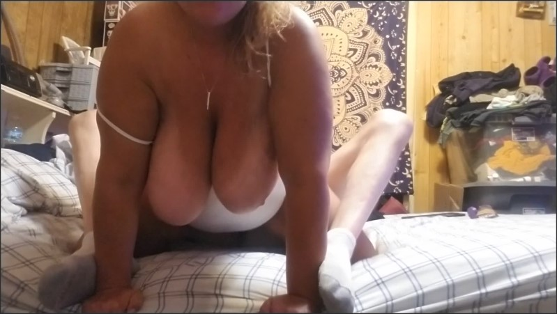 [Full HD] bbw wife sucks my huge cock and rides me reverse cowgirl as her huge swing   - Big bob and his sexy wife - -00:08:56 | Mature, Milf, Bbw - 698,4 MB