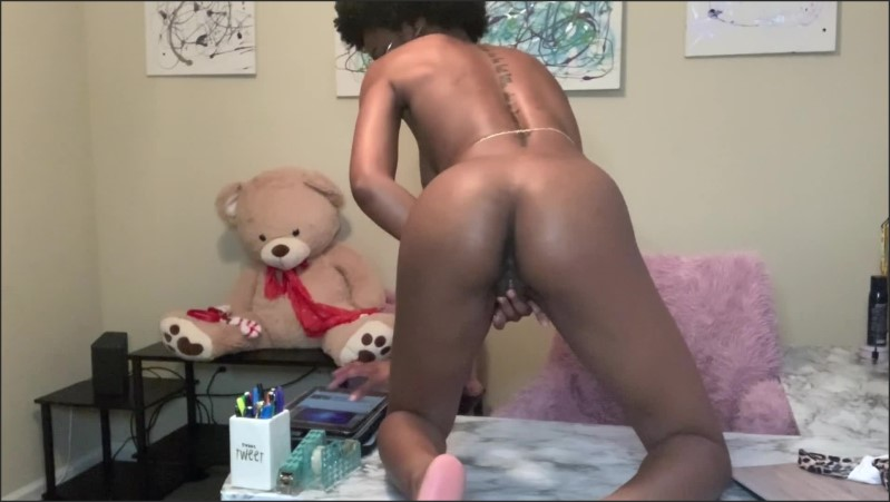 [Full HD] come fuck me on my desk   - Jaye Lovely - -00:10:13 | Natural Hair, Black, Ebony - 228,4 MB