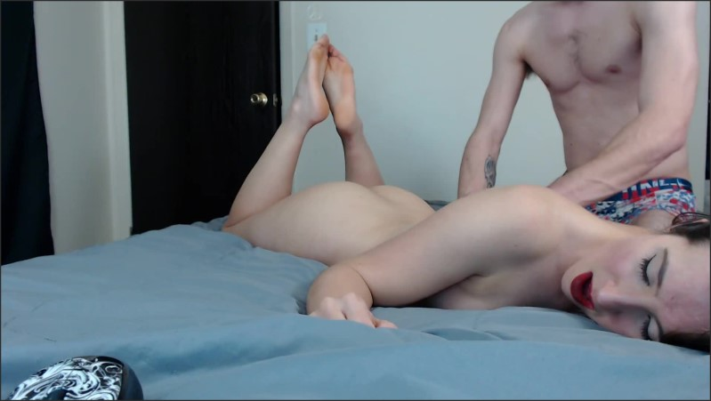 [Full HD] hot girlfriend moans while receiving sensual massage   - Aries and Cancer - -00:07:16 | Feet, Pawg - 135,5 MB