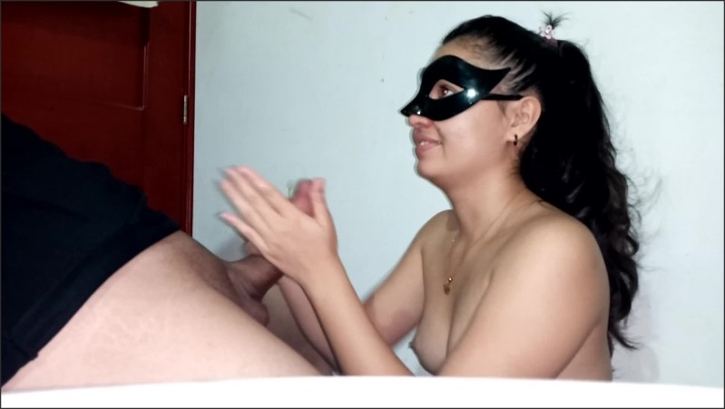 [Full HD] i make my boyfriend cum twice with my hands n mouth and eat all his sperm   - AnJLatinCouple - -00:09:53 | Latina, Verified Couples, Swallow - 179,5 MB