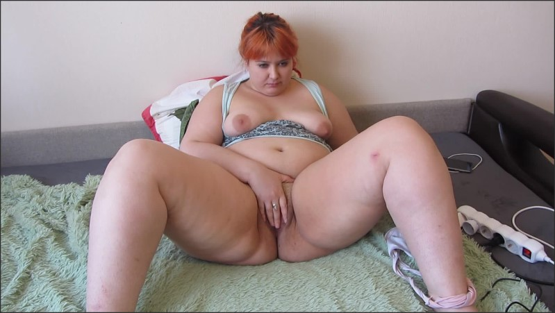 [Full HD] redhead bbw shows naked tits and juicy pussy in front of a webcam   - Porn-BBW - -00:07:26   Bbw, Big Belly - 127,1 MB
