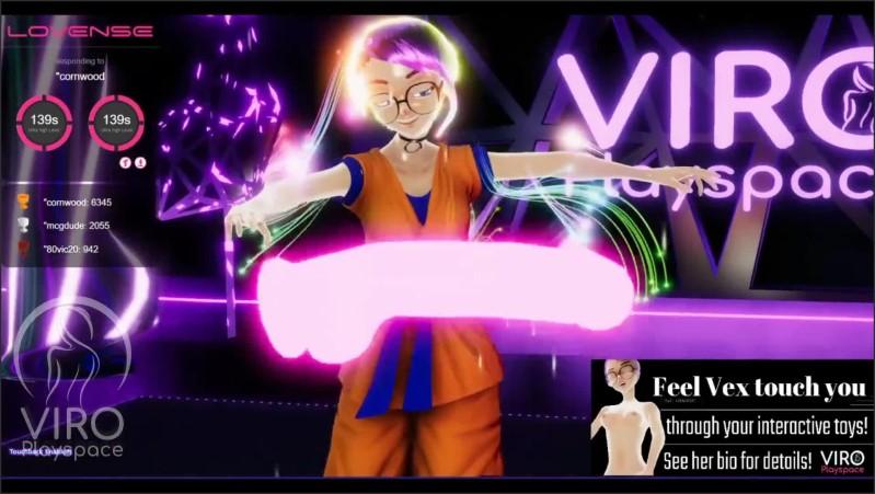 [Full HD] super babe vex ruby cumming for you in goku cosplay   - Vex Ruby - -00:12:22 | Kink, Webcam - 348,8 MB