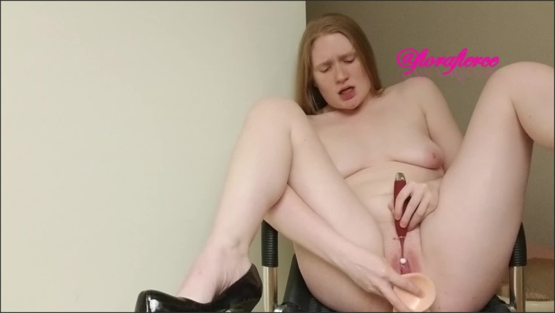 [Full HD] testing my new clit vibrator   - FioraFierce - -00:06:32 | Vibrator Clit Orgasm, Blonde - 324,9 MB
