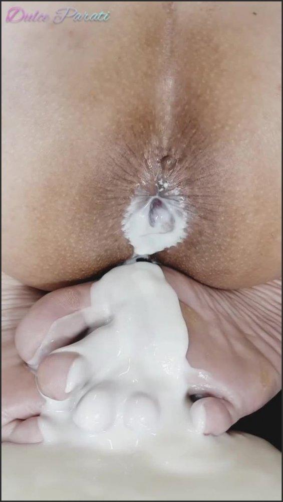 [SD] anal diet episode 3   - Dulce Parati - -00:13:43 | Butt, Pov, Creampie - 98,6 MB