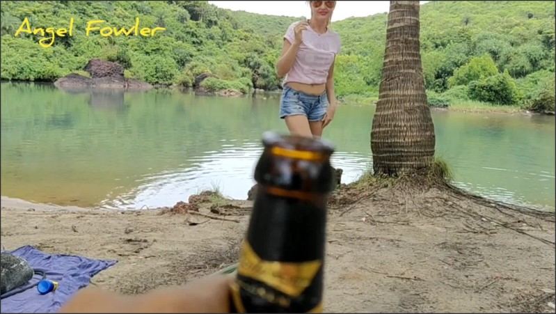 [Full HD] angel fowler smoking and having lake side fun with dani danger   - Angel Dani Fowler - -00:10:45 | Milf, Young, White Slut - 306,8 MB