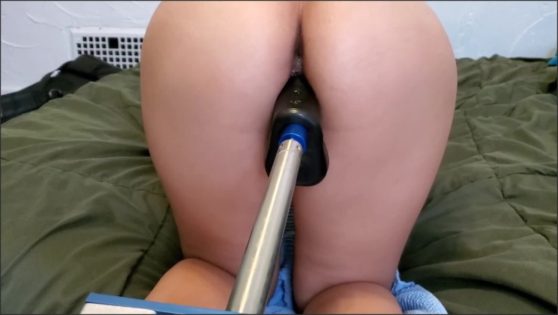 [Full HD] asain girlfriend is fucked by the fucking machine and cums with vibrator   - SubbyPuppy1992 - -00:06:13 | Fucking Machines, Sex Toys - 122 MB
