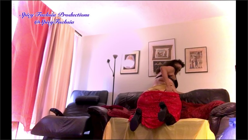 [Full HD] bluesy dance strip tease in red lace  - Spicy Fuchsia - -00:19:24 | Erotic Tease, Red Lace Lingerie - 1 GB