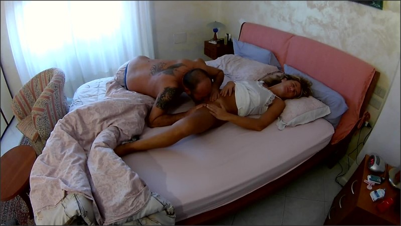 [Full HD] breakfast time with pussy licking and cum inside her pussy   - Dany Ale - -00:07:27 | Crampies, Wet Pussy - 115,8 MB