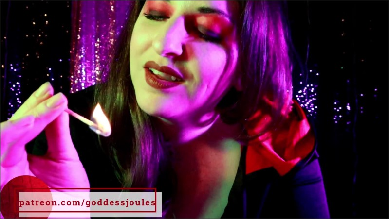 [Full HD] burn the witch match lighting asmr   - GoddessJoules - -00:12:11 | Spooky, Magic, Halloween - 746,6 MB