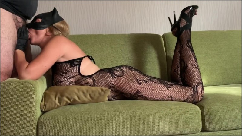 [Full HD] catwoman is doing great blowjob with deepthroat and monster facial cumshot   - Catwomancat - -00:10:22   Exclusive, High Heels - 297,6 MB