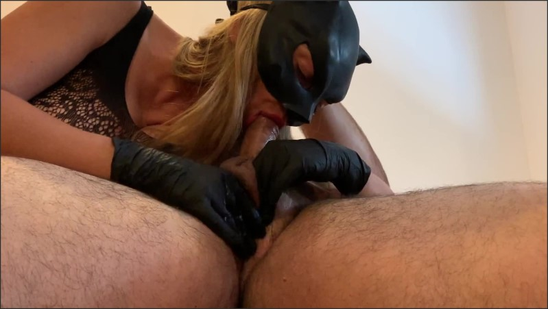 [Full HD] catwoman s first facial creampie and fuck with batman on her birthday   - Catwomancat - -00:07:11 | Creampie, Smoking - 160,3 MB
