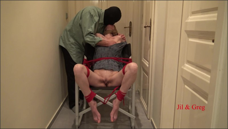 [Full HD] chair bondage for jil with multiple orgasms long version and pov   - Jil and Greg - -00:19:38 | Milf, Female Orgasm, Verified Amateurs - 231,8 MB