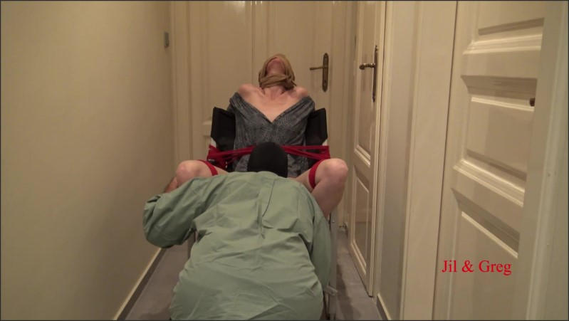 [Full HD] chair bondage for jil with multiple orgasms short version   - Jil and Greg - -00:10:35 | Verified Amateur, Verified Amateurs - 121,6 MB
