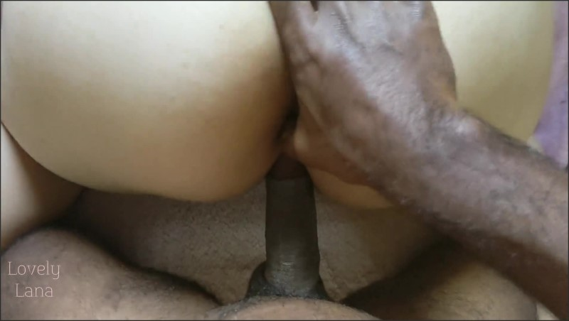 [Full HD] chubby college pawg fucks black cock   - Lovely Lana - -00:06:50 | Black Cock, Pawg, College Slut - 137,8 MB