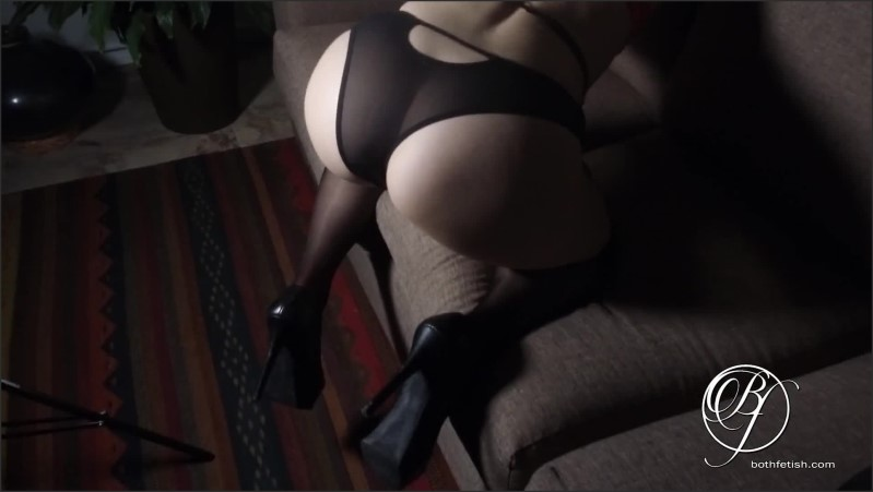 [Full HD] classy witch gets dirty with your pantyhose and high heels fetish   - bothfetish - -00:06:37 | Classy, Big Cock - 93,9 MB