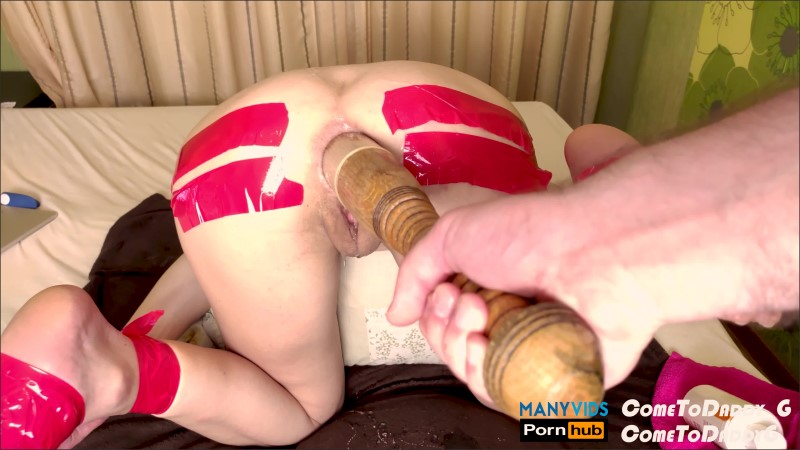 [4K Ultra HD] cometodaddy g i tied her up and fucked in anal by hand - ComeToDaddy G - ManyVids-00:07:46 | Size - 1,3 GB