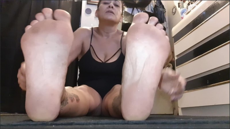 Milf foot fetish Sex Goddess