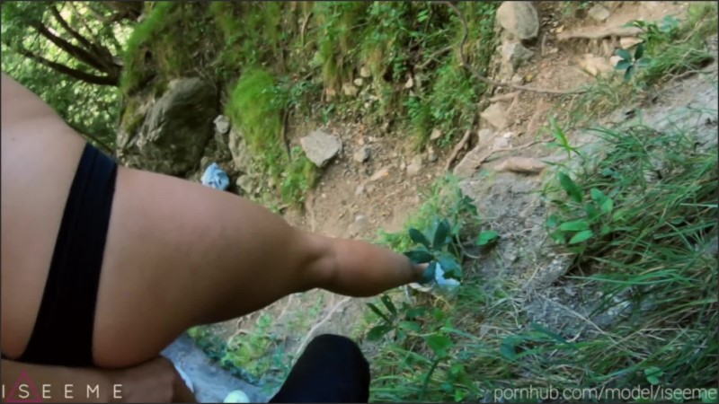 [] extreme hiking and sex with my roommate nearby a waterfall full of people iseeme   - ISEEME BAE - -00:07:58   Big Boobs, Rough Sex - 208,6 MB