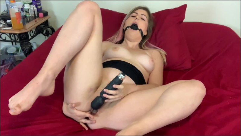 [Full HD] first time gagged orgasm   - BeccaBrooks - -00:10:28 | Amateur, Adult Toys - 635,4 MB