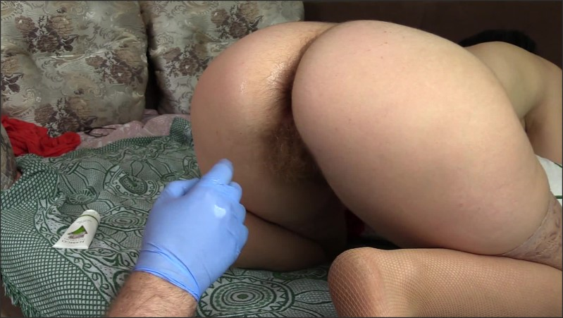 [Full HD] fisting in medical gloves very hairy cunt   - Porn-babe - -00:10:25 | Butt, Medical Gloves - 248,7 MB