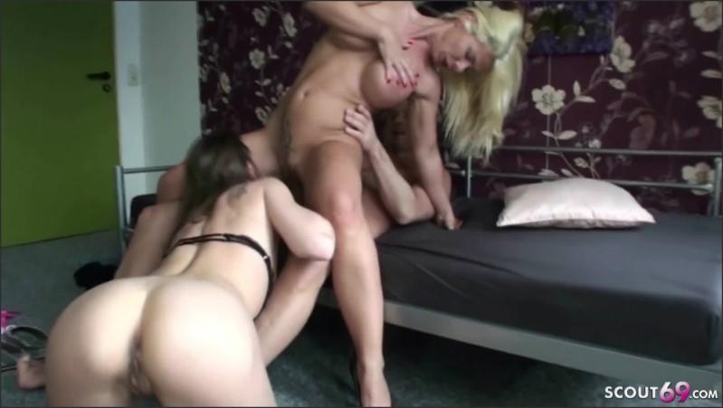 [Full HD] german stepmom and daughter work as hooker an fuck in ffm   - MILF-Nadja - -00:10:13   Step Fantasy, 3some - 227,3 MB