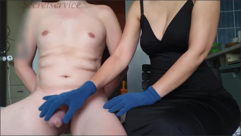 [Full HD] glove fetish watch her jerk his cock till he cums   - secretservicecb - -00:13:10 | Satin Gloves, Big Dick - 174,7 MB