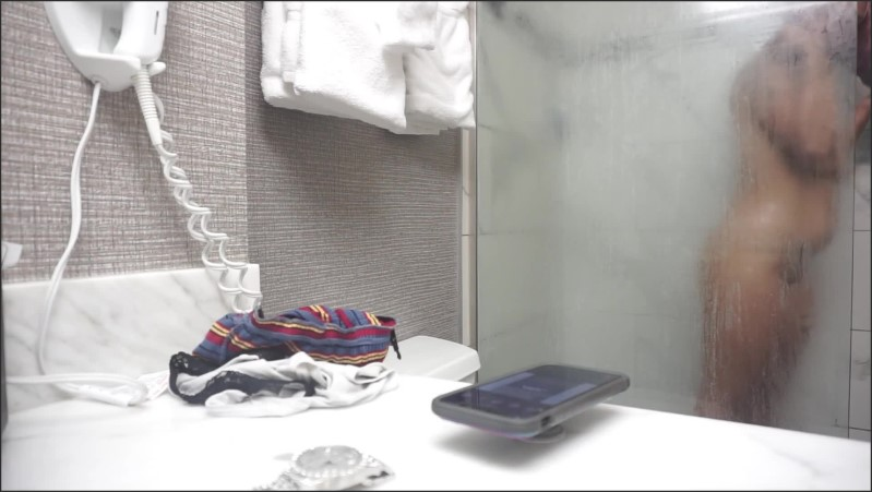[Full HD] hidden camera in hotel bathroom   - Autumn South - -00:06:43 | Shower, Hidden Camera, Verified Amateurs - 98,8 MB