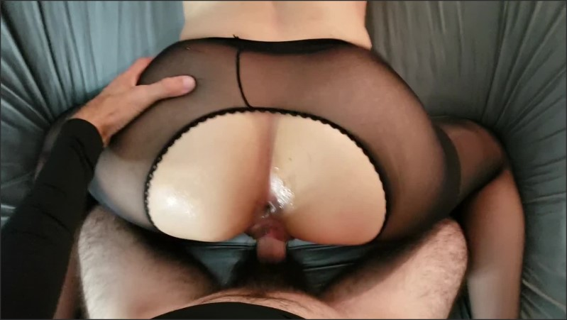[Full HD] horny amateur gets fucked doggy and creampied in tights pov   - kittycatblack - -00:06:07 | Latina, Moaning - 390,3 MB