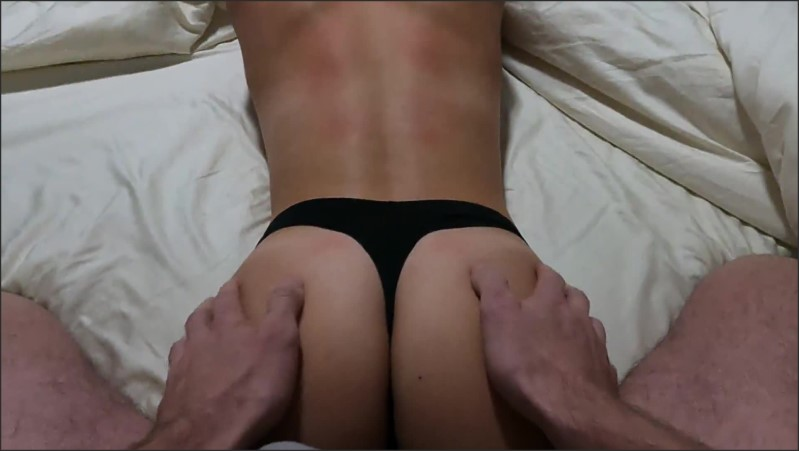 [Full HD] hot step sister gets a back massage how to warm up your crush for a good dicking quick massage   - ThumperRealGood - -00:08:54 | Back Rub, Big Dick, Massage - 263,1 MB