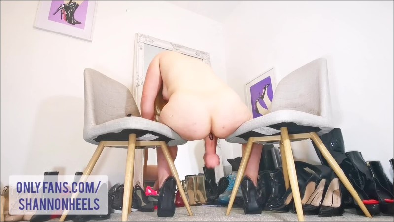 [Full HD] i can t get enough of my 10inch dildo and anal beads   - Shannon Heels - -00:09:38 | Redhead, Pussy Fuck, Dildo Ride - 200,5 MB