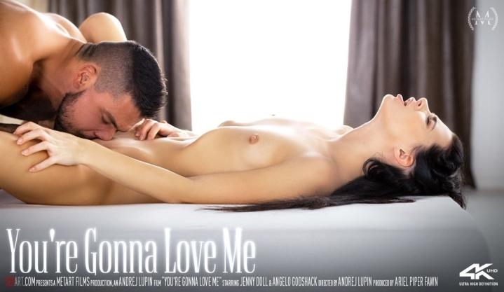 [HD] Jenny Doll & Angelo Godshack - You're Gonna Love Me - Jenny Doll - SiteRip-00:26:05 | All Sex, Creampie - 751,6 MB