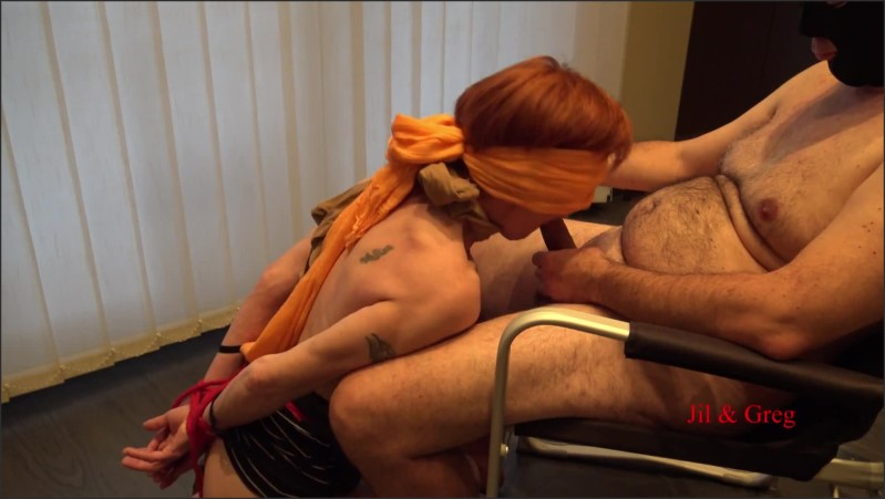 [Full HD] jil gives a blowjob on her knees gets fingered and also gets a cumshot on her breasts   - Jil and Greg - -00:11:41 | Blowjob, Red Head Milf, Ultra Hd 4k - 143,7 MB