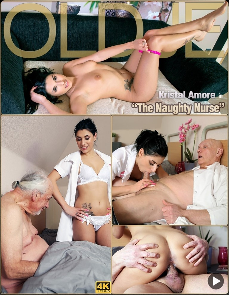 [Full HD] Kristal Amore - The Naughty Nurse (Full HD) - Kristal Amore - SiteRip-00:19:52   Cumontits, Cumonbody - 420,9 MB