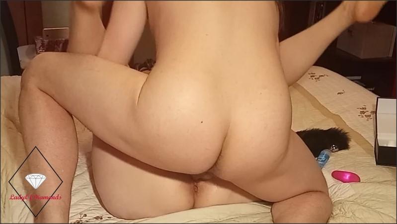 [Full HD] ladyofdiamonds first anal video ass to mouth to pussy   - LadyOfDiamonds - -00:21:16 | Anal, Exclusive, Toys - 325,4 MB