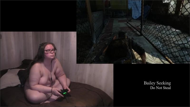 [Full HD] last of us naked play through part 17   - SeekingBailey - -00:43:07   Big Natural Tits, Big Ass, Big Boobs - 1,6 GB