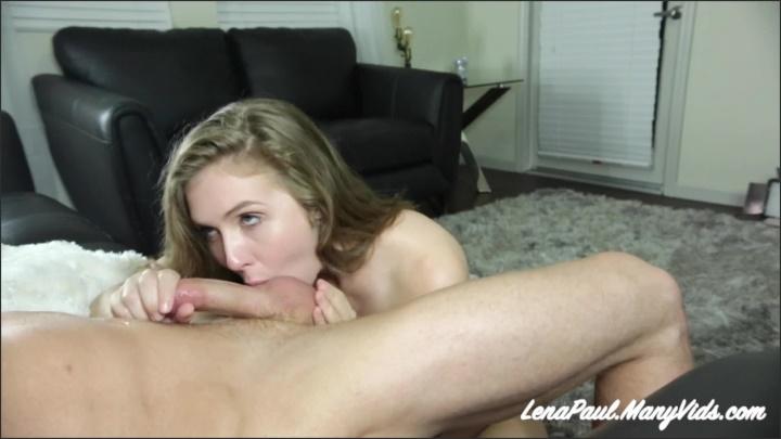 [Full HD] Lena Paul - Big Tit Lena Paul gives Hot Tit Job - Lena Paul - SiteRip-00:30:53 | Big Natural Tits, Blowjob, Blonde - 570,6 MB