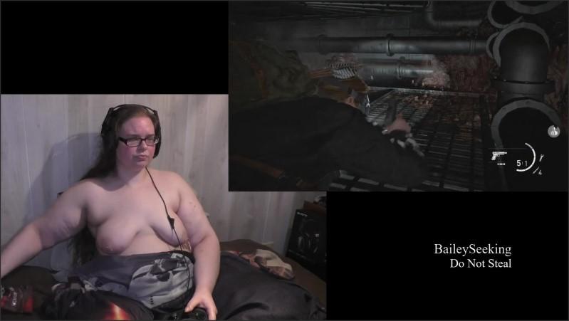 [Full HD] naked last of us 2 play through part 15   - SeekingBailey - -01:16:00   Last Of Us 2, Brunette, Butt - 1,2 GB