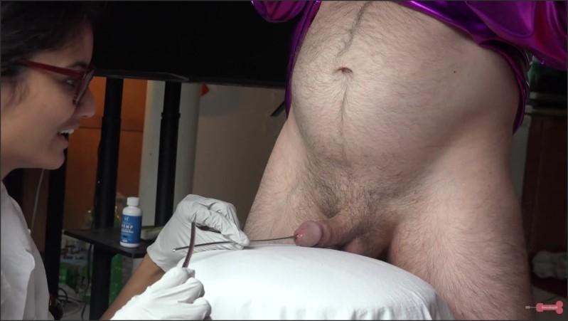 [Full HD] off tuned dick seek dick tuning professional sounding fetish   - Sounding4K - -00:13:16 | Cbt, Urethra - 167,6 MB