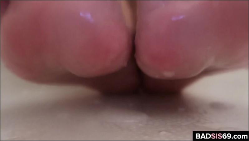 [Full HD] oiled shower boobs feet ass hot solo masturbation   - badsister - -00:07:02 | Fetish, Teen - 128,1 MB