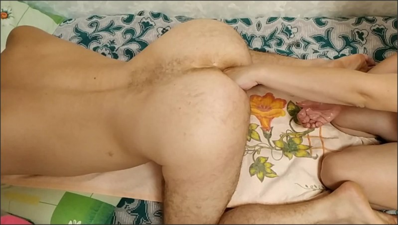 [Full HD] pegging femdome monster cock in his ass   - AleksKseNy - -00:11:08 | Huge Strapon Pegging, Femdom Strapon - 232 MB