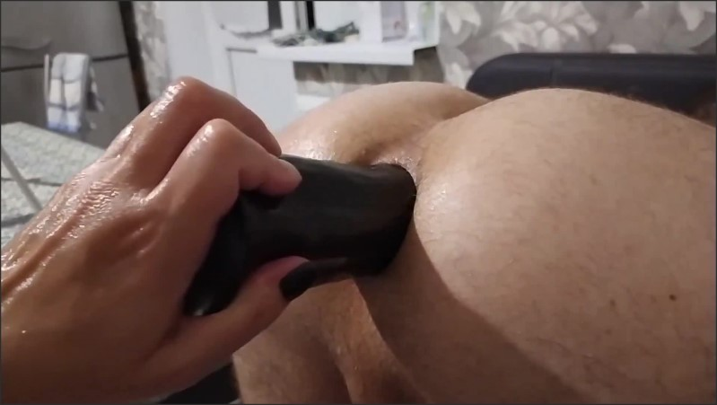 [Full HD] pegging homemade gentle home fisting   - AleksKseNy - -00:09:18 | Mother, 60fps, Anal Fisting - 250,3 MB