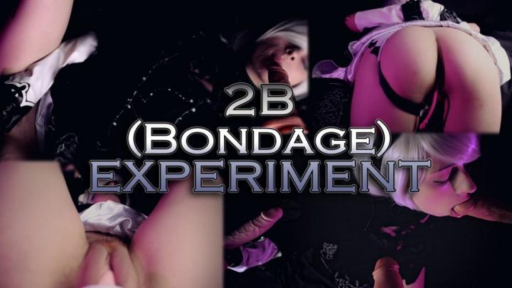 [Full HD] pitykitty 2b bondage experiment vip-pussy.com 02.11.2020 - pitykitty - ManyVids-00:36:45 | Bondage, Creampie, Gaming - 1,6 GB