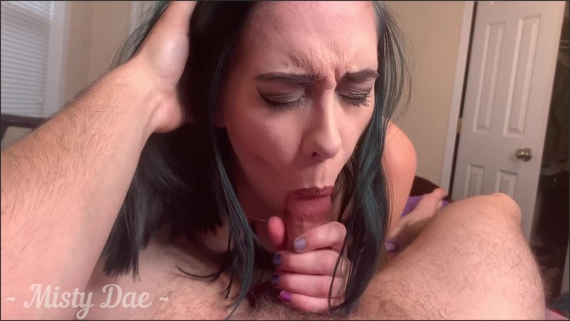 [Full HD] pov slutty girlfriend loses bet and gives messy blow job amateur pov oral sex tape full video   - Misty Dae - -00:10:05 | Pov Blowjob, Verified Amateurs - 237,2 MB