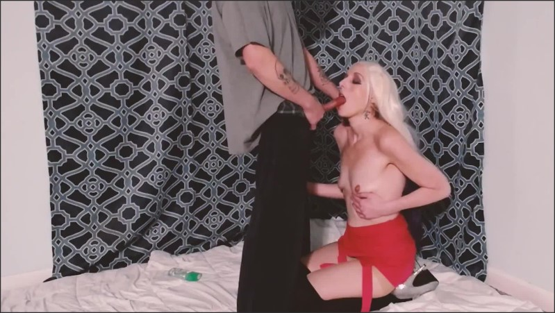 [Full HD] sexy milf gives oil massage to herself which leads to a blowjob when caught   - Calli Minx - -00:09:55 | Sexy Dress, Couple - 213,8 MB