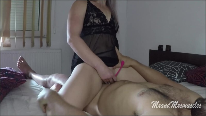 She Finishes Him Off